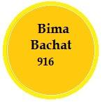 Bima Bachat Policy 916